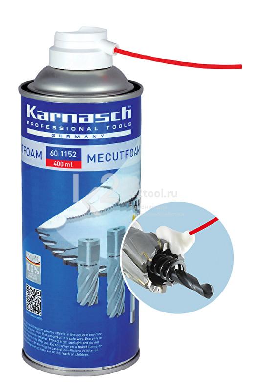 Смазывающе-охлаждающая пена Mecutfoam Karnasch