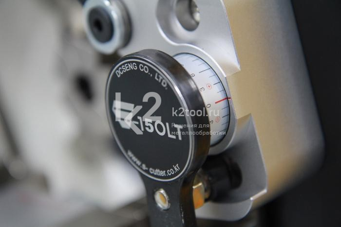 Орбитальный труборез S-200LT. Контроль глубины врезки