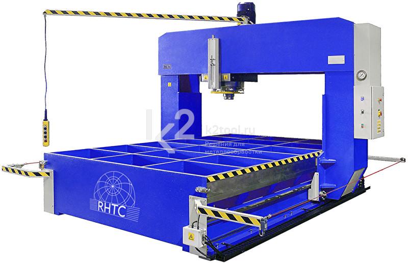Пресс гидравлический RHTC PPTL-220 с раздвижной рамкой