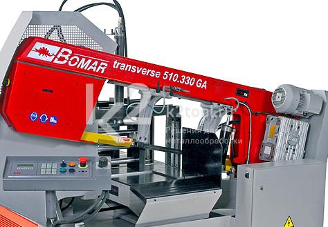 Ленточнопильный станок Bomar Transverse 510.330 GA