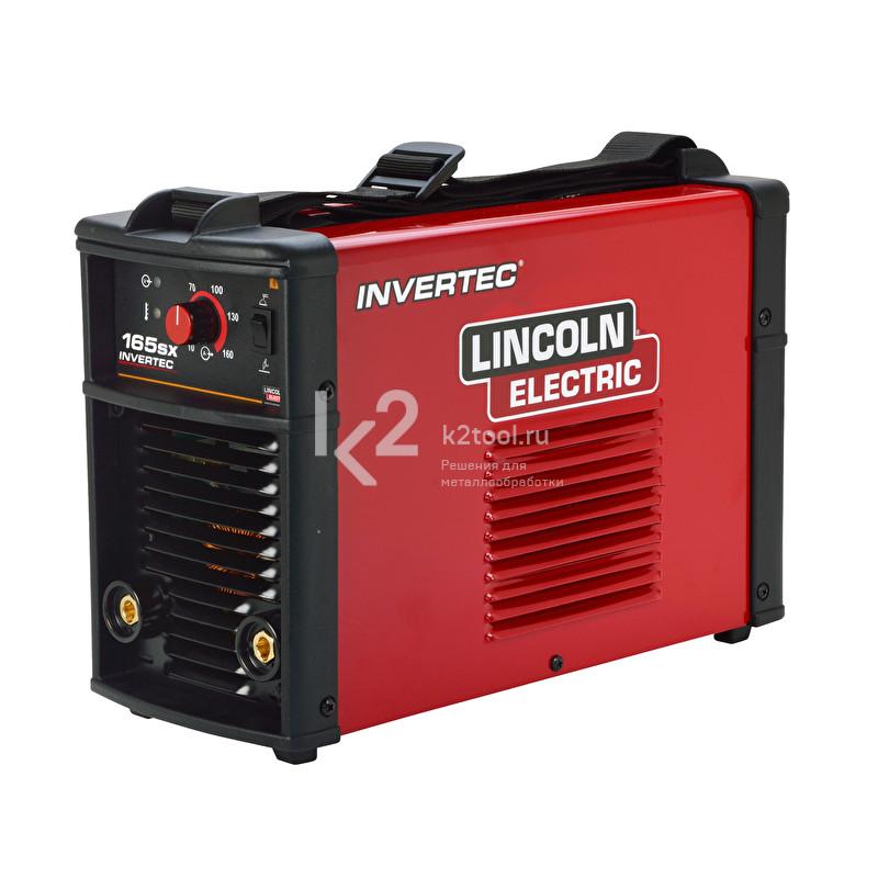 Сварочный инвертор Lincoln Electric Invertec 165SX