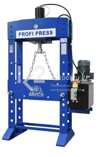 Гидравлический пресс RHTC 60 TON M/H-M/C-2