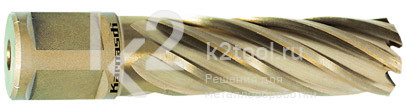Фрезы быстрорежущие (HSS), серия Gold-line