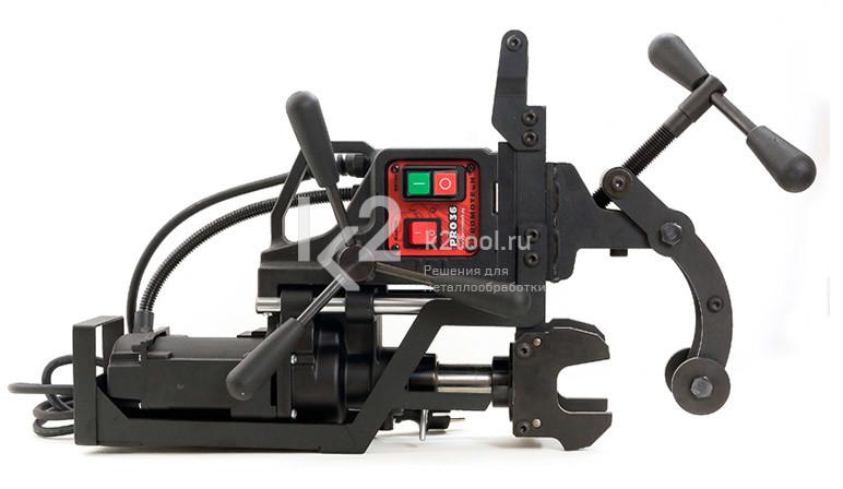 Рельсосверлильный станок Promotech с электрическим двигателем МСР-2