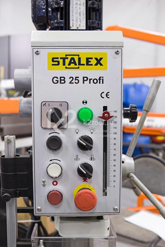 Настольный вертикально-сверлильный станок Stalex GB-25