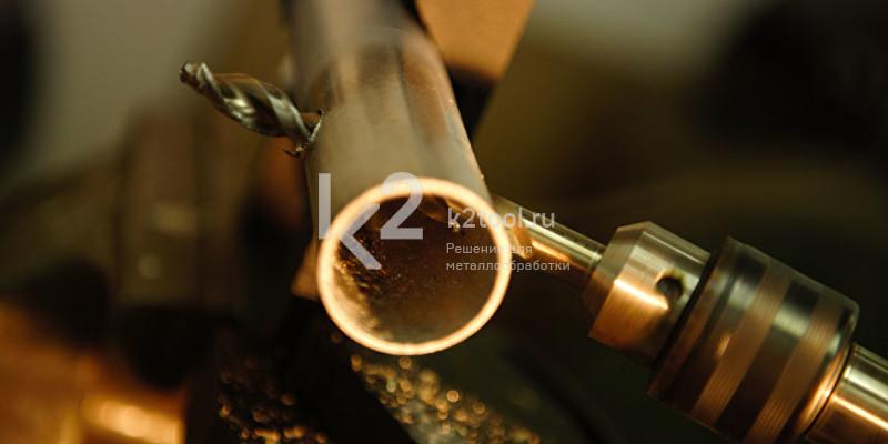 Приспособление GS10-01 для сверления в трубах