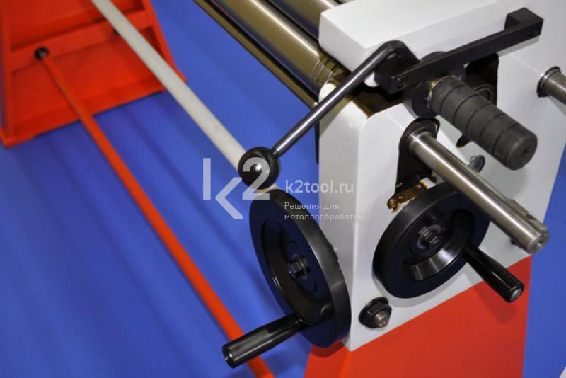 Ручной вальцовочный станок Stalex W01-2x1250