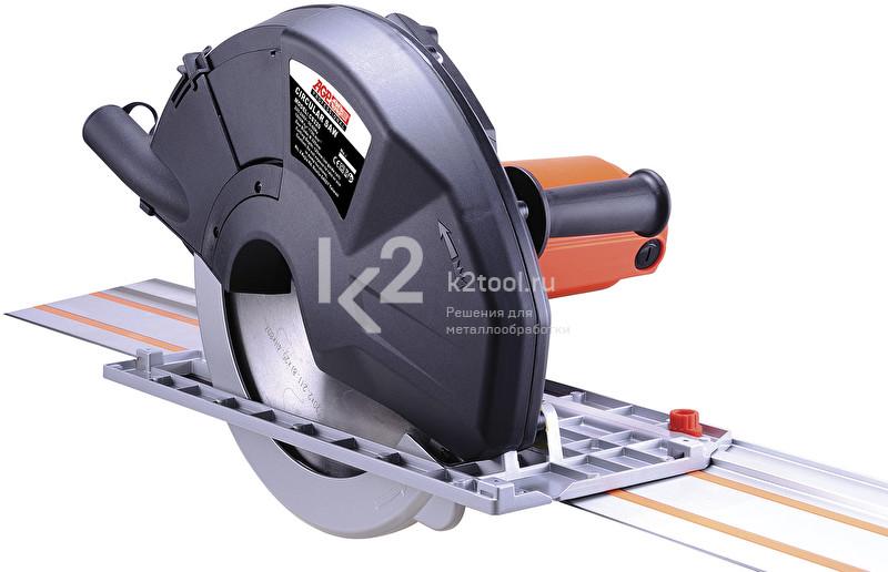 Ручная циркулярная пила по металлу AGP Power Tools CS320