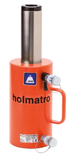 Домкрат Holmatro HHJ с полым плунжером и пружинным возвратом и гидравлическим возвратом (HHJ)