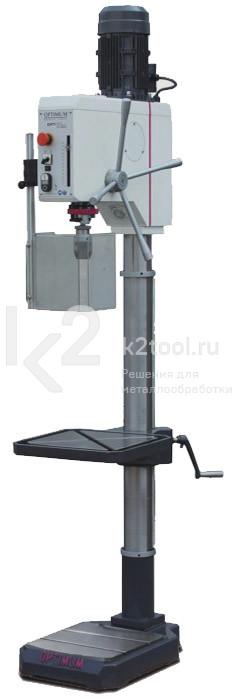 Вертикально-сверлильный станок Optimum DH28GS