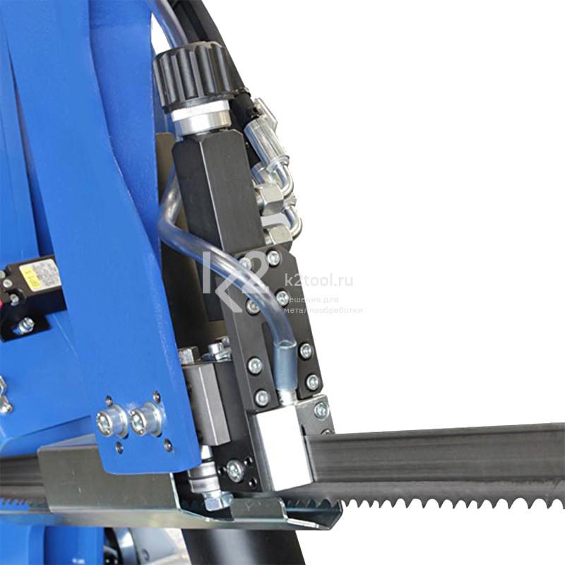Двусторонний регулятор усилия резания AG для ленточнопильных станков PILOUS
