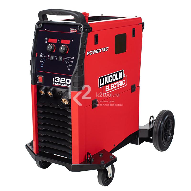 Сварочный инвертор Lincoln Electric Powertec i320C Standard