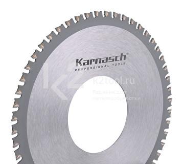 Пильные диски с металлокерамическими зубьями для труборезов Karnasch 5.3960 165