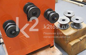 Профилегибочный электромеханический станок STALEX ERB-76B
