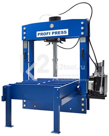 Портальный ручной пресс RHTC PPTL-100