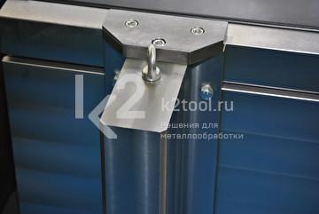 Горизонтальный гидравлический пресс RHTC HV-220