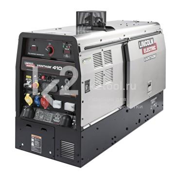 Сварочный инвертор Lincoln Electric Vantage 410