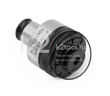 Головки резьбонарезные предохранительные GT-12, DIN 371