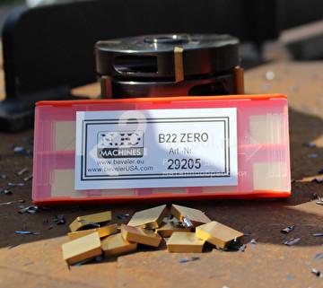 Головка фрезерная PREMIUM для B-22