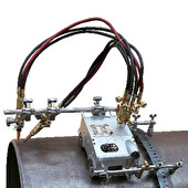 Газорезательная машина для резки труб Huawei CG2-11-2
