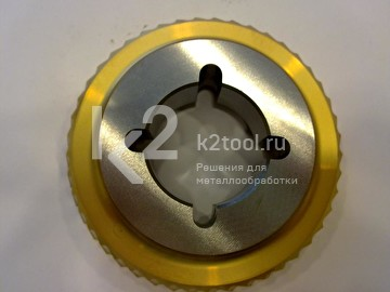 Фреза по металлу Premium для NKO UZ-15 и UZ-18. Вид сверху