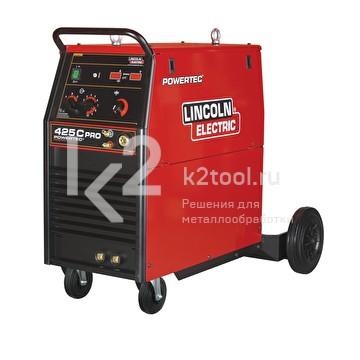 Сварочный инвертор Lincoln Electric Powertec 425C PRO