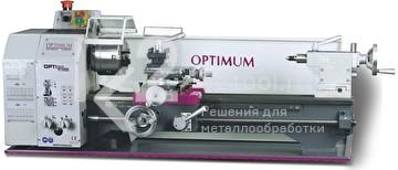 Токарный настольный станок Optimum TU2506V