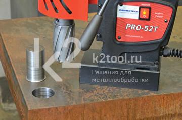 Магнитный сверлильный станок Promotech PRO-52 T