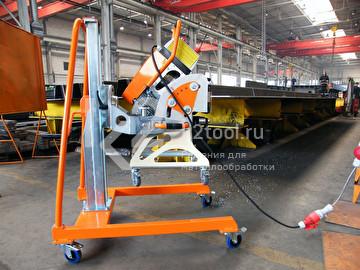 3D-манипулятор с UZ-15 в рабочих условиях