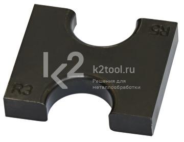 Позиционер для точной установки радиусных пластин для BM-7 и ВМ-16