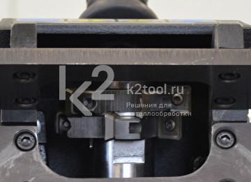 Головка фрезерная для ВМ-20+, двойная