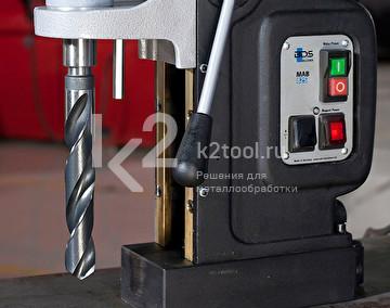Приборная панель автоматического магнитного сверлильного станка BDS MAB-825 V