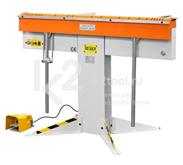Электромагнитный листогиб Stalex EB 1250