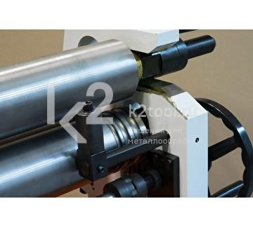 Электромеханический вальцовочный станок Stalex ESR-2500x0.8