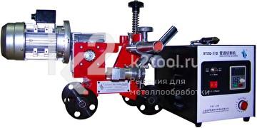 Машины для снятия фаски и резки труб STZQ-II