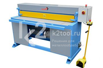 Электромеханическая гильотина Mazanek GM 2000/1,5