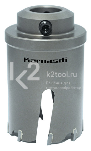 Твердосплавная коронка по металлу Karnasch Power-Max-60, арт. 20.1121A