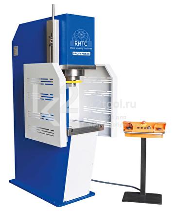 Гидравлический пресс с С-образной жесткой станиной RHTC CD-25