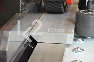 Подходит для обработки различных материалов включая алюминий