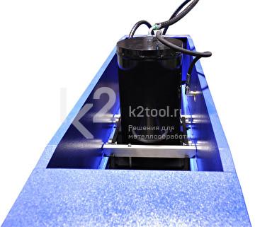 Гидравлический пресс RHTC 200 TON M/H-M/C-2 (D=1300) - вид сверху