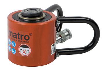 Алюминиевый домкрат Holmatro HLJ 50 A 10 с пневматическим возвратом