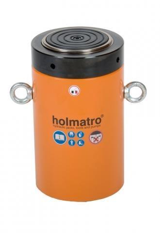 Домкрат Holmatro HJ 250 G 15 SN с блокировочной гайкой и гравитационным возвратом