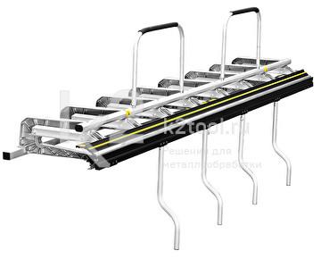 Ручной листогиб Tapco SuperMAX 4,4. Базовая комплектация
