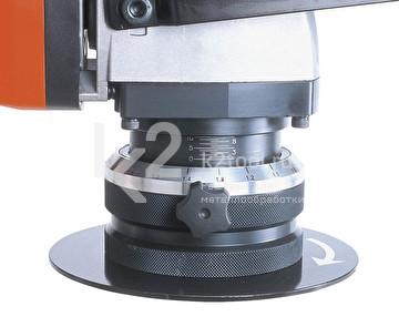 Шкала настройки ширины фаски кромкореза EB-12