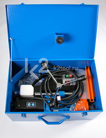 Комплект поставки магнитного сверлильного станка PRO-45