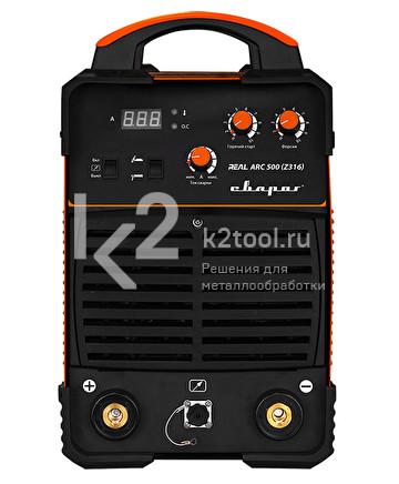 Сварочный инвертор Сварог REAL ARC 500 (Z316)