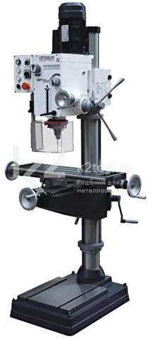 Вертикально-сверлильный станок Optimum DH40CT