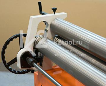Электромеханический вальцовочный станок Stalex ESR-2070x3.5